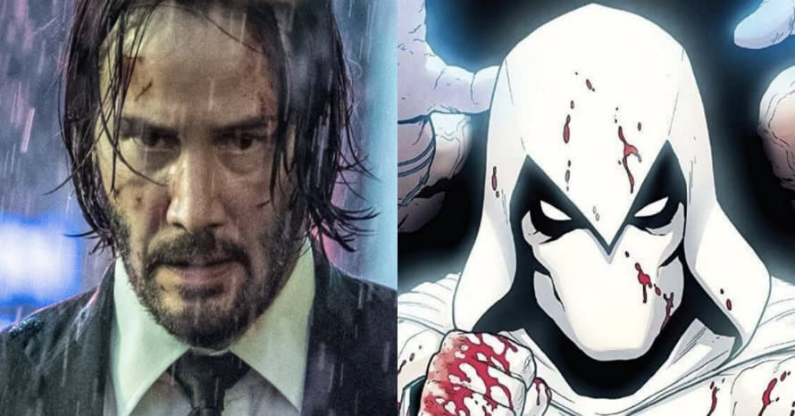 Keanu Reeves Becomes Moon Knight For Marvel Studios In Awesome Image