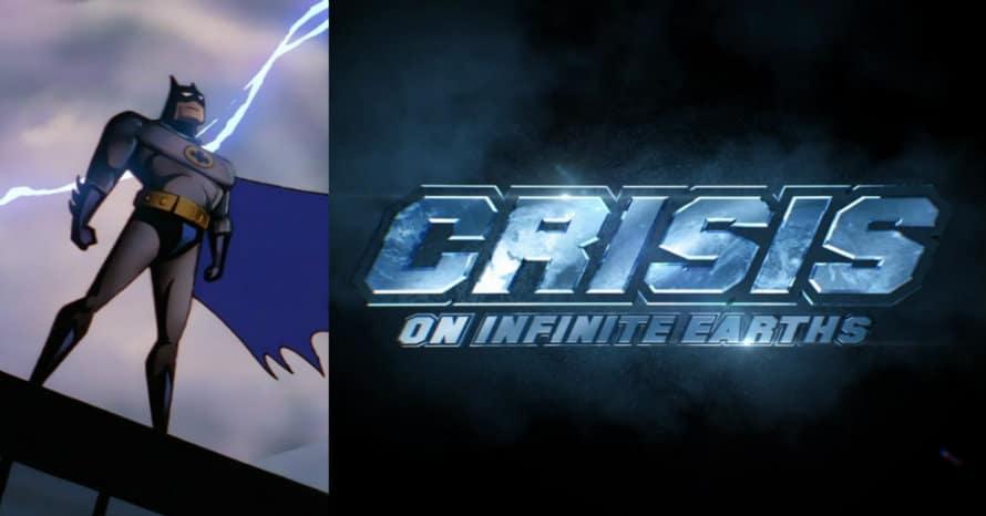 Kevin Conroy Batman Crisis On Infinite Earths Joker Mark Hamill Bruce Wayne