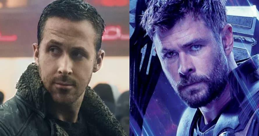 Ryan Gosling Taika Waititi Thor Love and Thunder Chris Hemsworth Thor: Love and Thunder