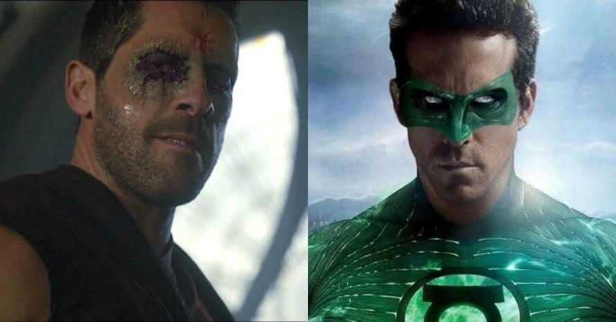 Scott Adkins Green Lantern Ryan Reynolds DCEU