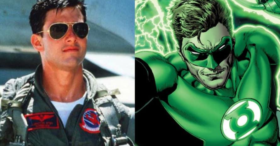 Tom Cruise Green Lantern DCEU