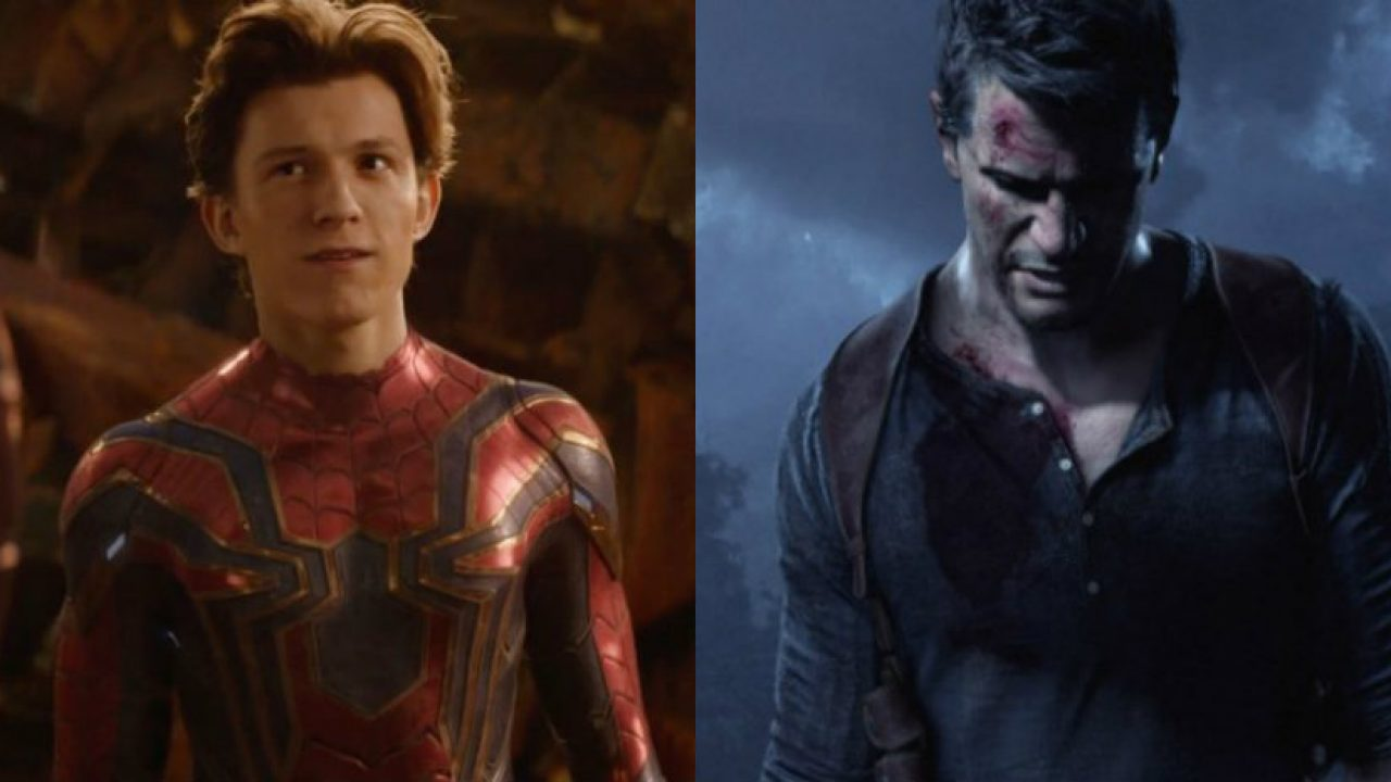 Spider Man Star Tom Holland Shows Off Uncharted Look