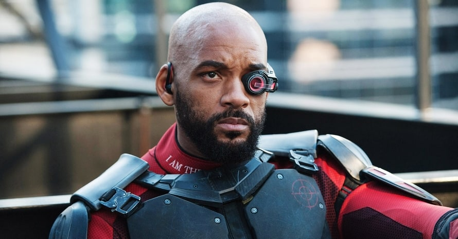 Will Smith Deadshot Suicide Squad Independence Day