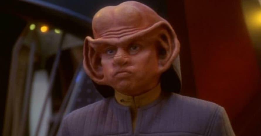 Aron Eisenberg Star Trek- Deep Space Nine