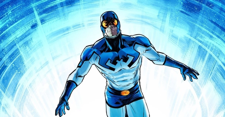 Arrow Arrowverse DC Comics Blue Beetle