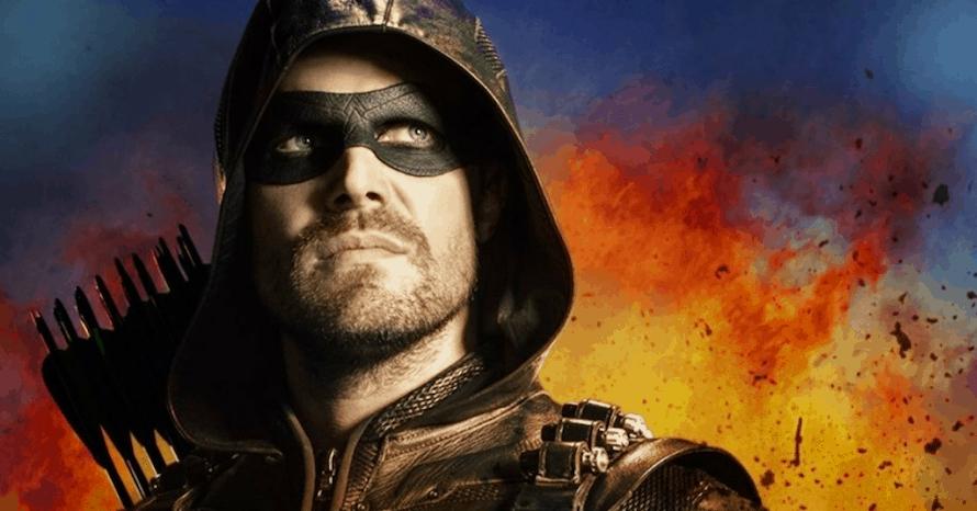 Green Arrow Stephen Amell Deathstroke Crisis on Infinite Earths Arrowverse Avengers Endgame Kevin Conroy Batman CW The Spectre