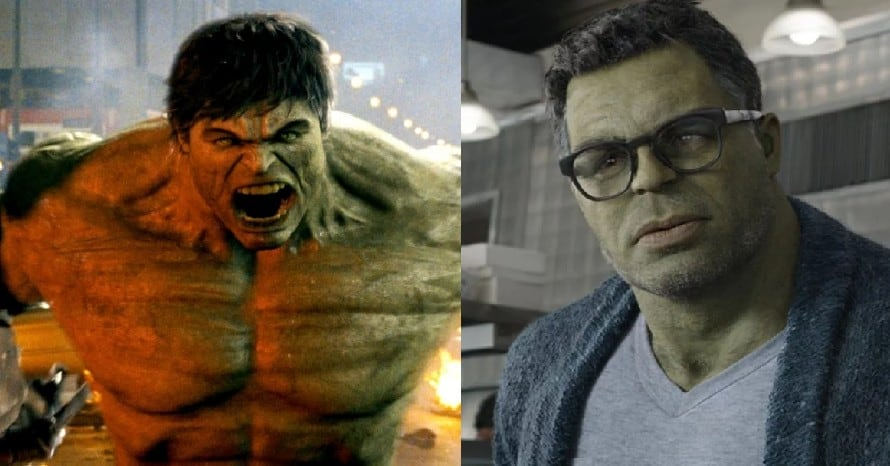 Avengers Endgame Hulk Edward Norton Mark Ruffalo