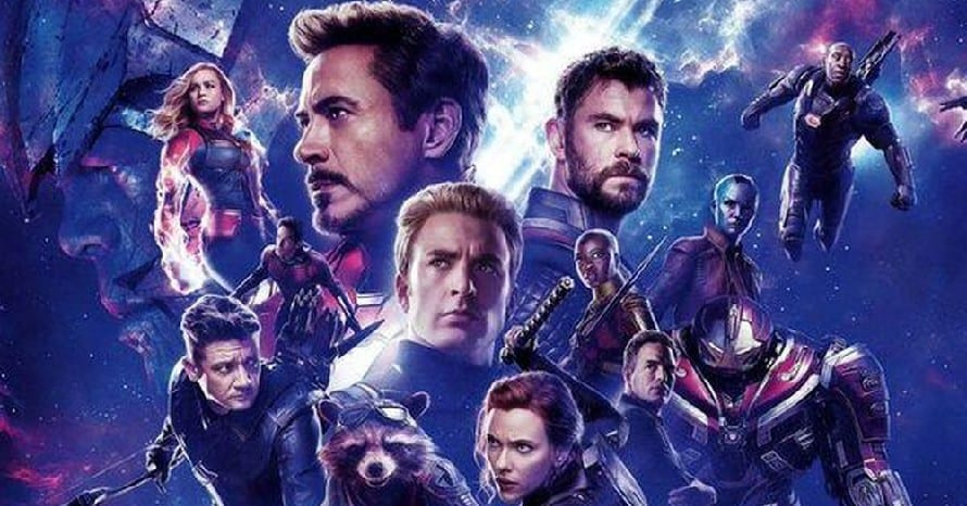 Avengers Endgame Marvel Russo Brothers Disney WandaVision Kevin Feige