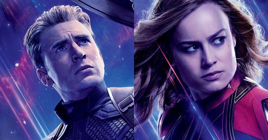 Avengers Brie Larson Chris Evans Star Wars Kevin Feige