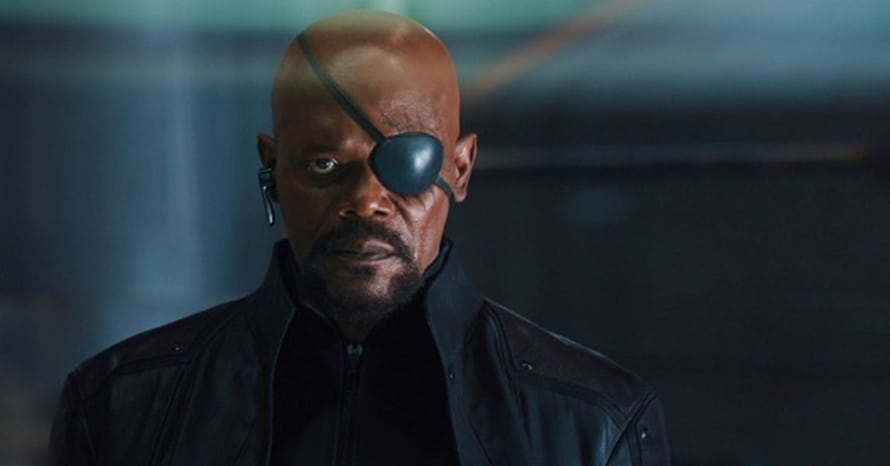 Avengers Samuel L. Jackson