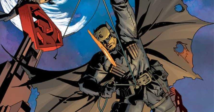 Batman Superman Red Son