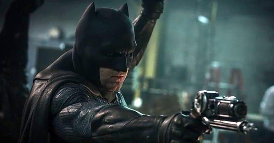 Joe Manganiello Ben Affleck Batman v Superman Dawn of Justice Flashpoint Zack Snyder Batmobile Justice League Bruce Wayne Batcycle