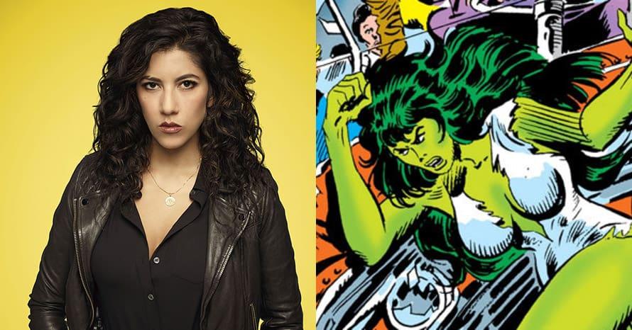 Brooklyn Nine-Nine Stephanie Beatriz She-Hulk