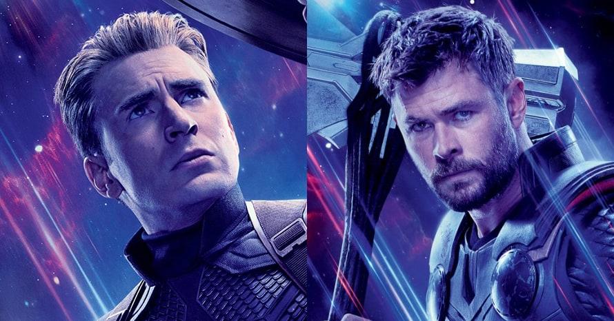 Captain America Chris Hemsworth Thor