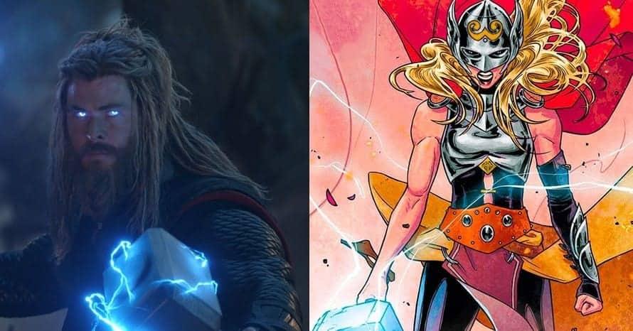 Chris Hemsworth Thor Love And Thunder