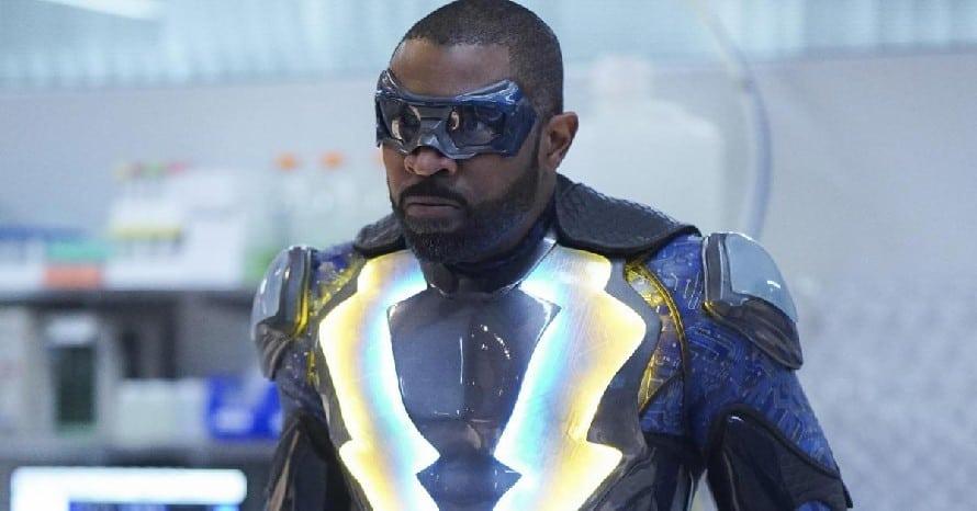 Cress Williams Black Lightning Crisis On Infinite Earths