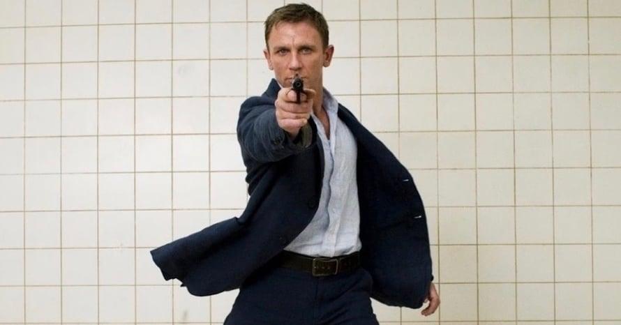 Daniel Craig James Bond Casino Royale No Time To Die Lea Seydoux
