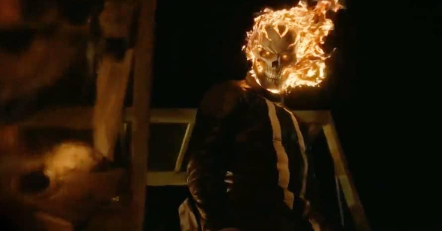 Gabriel Luna Robbie Reyes Ghost Rider