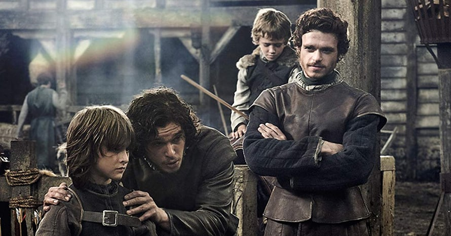 Game of Thrones The Eternals Richard Madden Kit Harington