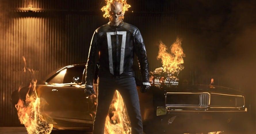 Ghost Rider Gabriel Luna Hulu Anthony Mackie Marvel