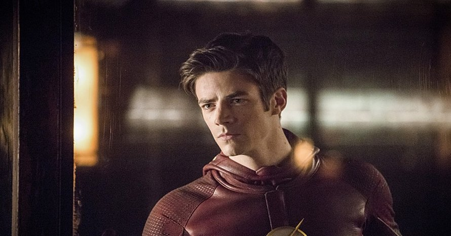 Grant Gustin The Flash Arrowverse Crisis On Infinite Earths