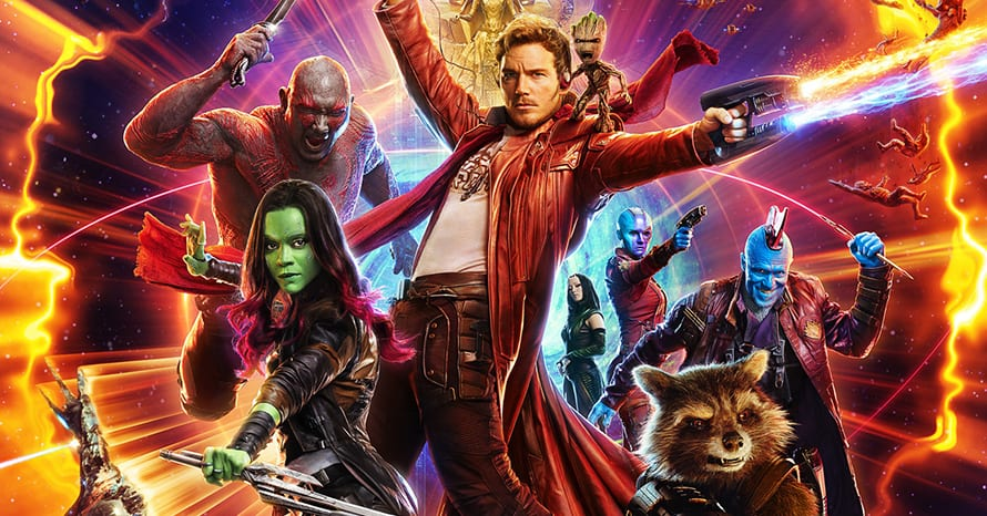 James Gunn Teases Epic Scale Of 'Guardians Of The Galaxy Vol. 3'