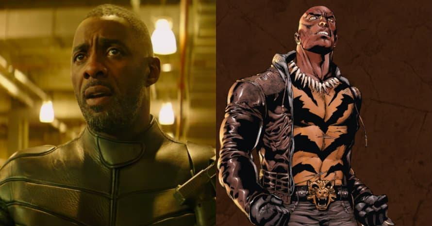 Idris Elba Bronze Tiger James Gunn Suicide Squad
