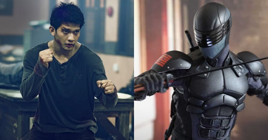 The Raid Actor Iko Uwais Joins Henry Golding S Snake