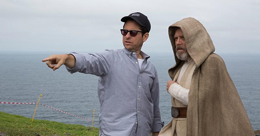J.J. Abrams Bad Robot WarnerMedia Star Wars The Force Awakens George Lucas The Rise of SkywalkerRey Kylo Ren