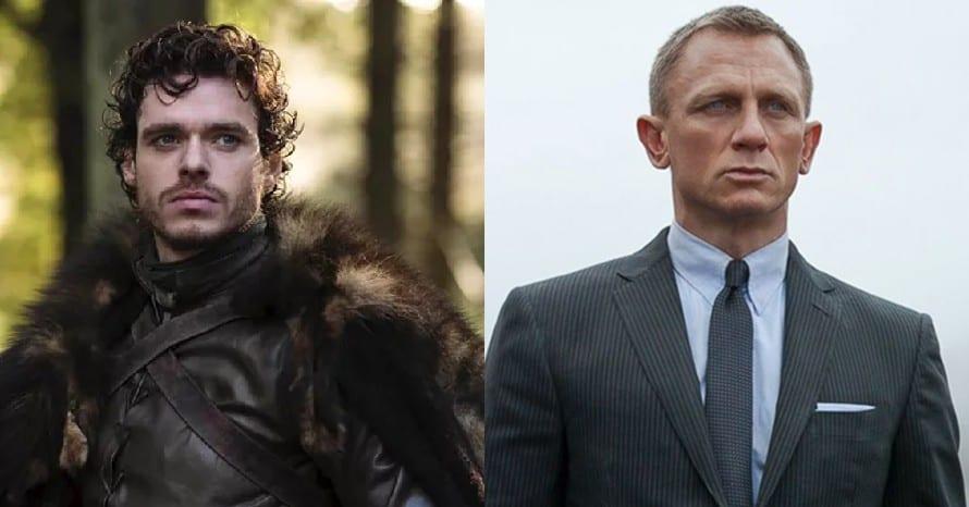 James Bond Daniel Craig Sean Bean Richard Madden