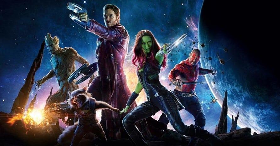 James Gunn Guardians Of The Galaxy Chris Pratt