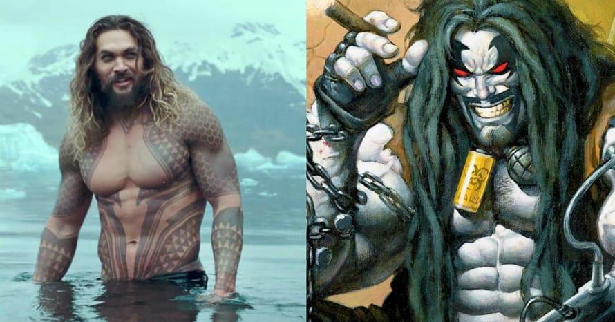Jason Momoa Aquaman Lobo