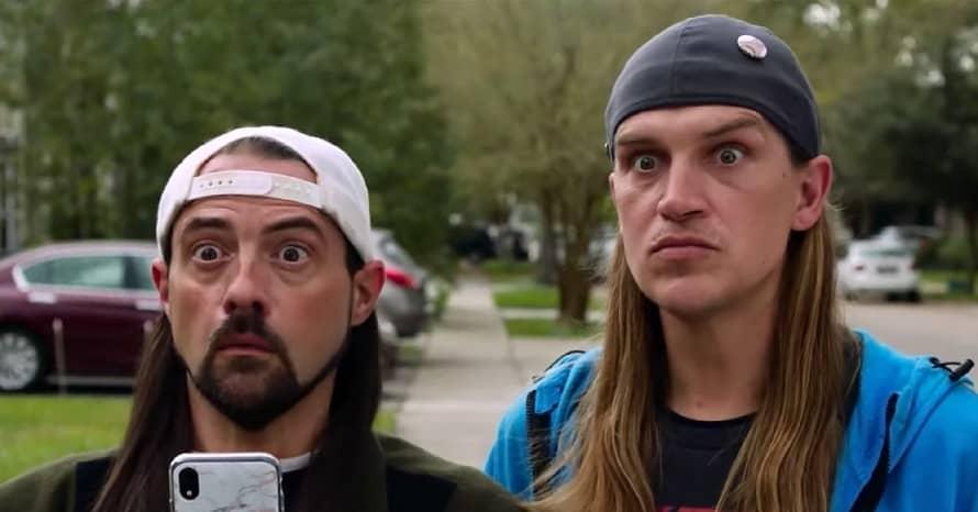 Jay And Silent Bob Reboot Kevin Smith