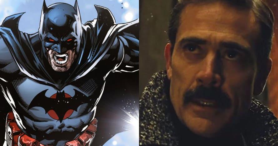Jeffrey Dean Morgan Batman DC Ben Affleck Flashpoint