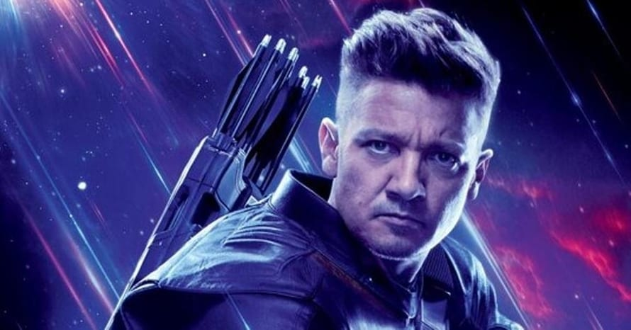 Jeremy Renner Avengers Endgame Ronin Hawkeye Disney Plus Infinity War