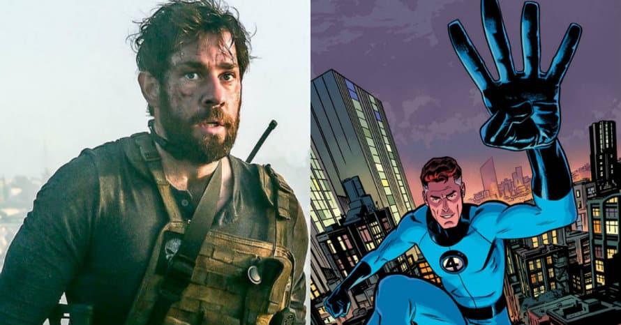 See John Krasinski As Reed Richards For Jon Watts' 'Fantastic Four'