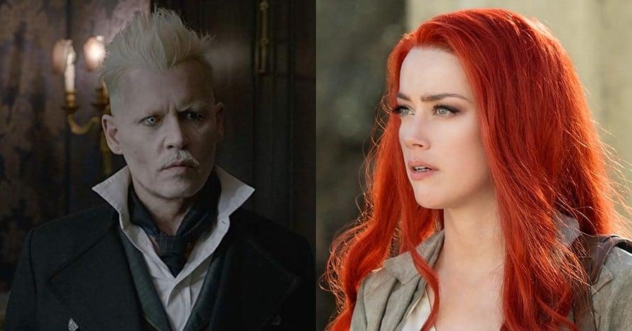 Aquaman Johnny Depp Amber Heard Mera Aquaman Avengers Paul Bettany Fantastic Beasts Kate Moss