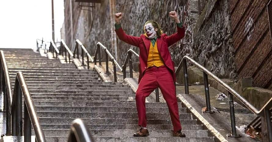 Joker Joaquin Phoenix Todd Phillips Warner Bros Venom Rey Mysterio Avengers Endgame Watchmen SAG Oscar