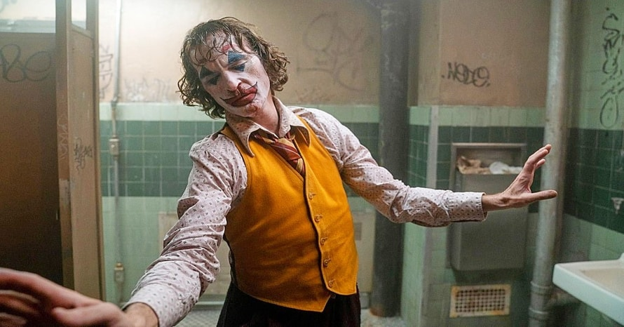 Joker Joaquin Phoenix Warner Bros Todd Phillips Oscar
