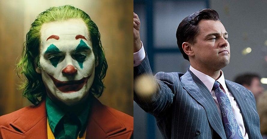 Joker Joaquin Phoenix Todd Phillips Leonardo DiCaprio