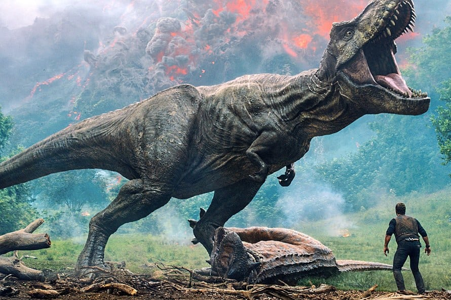 Jurassic World 3 Laura Dern Sam Neill Jeff Goldblum Colin Trevorrow