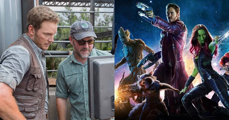 Jurassic World Colin Trevorrow Guardians of the Galaxy James Gunn