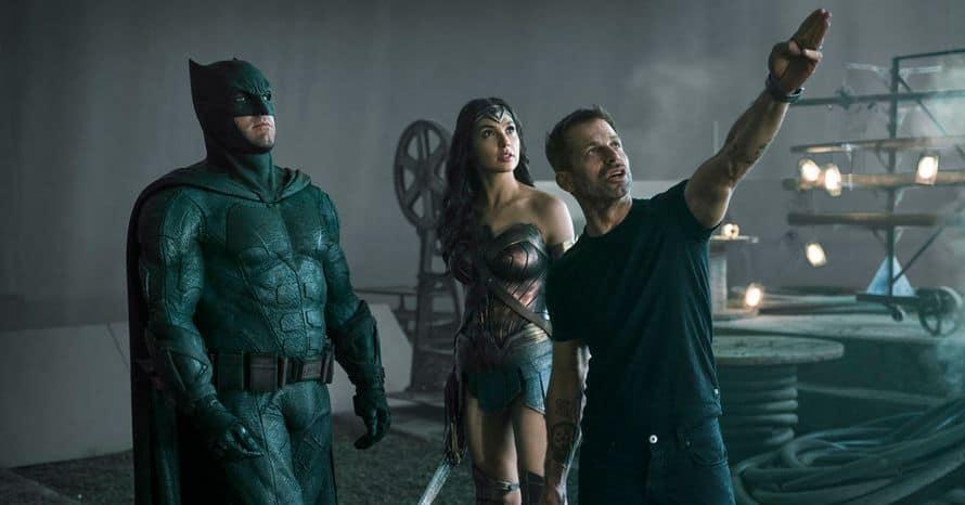 Justice league Ben Affleck Gal Gadot Zack Snyder Cut