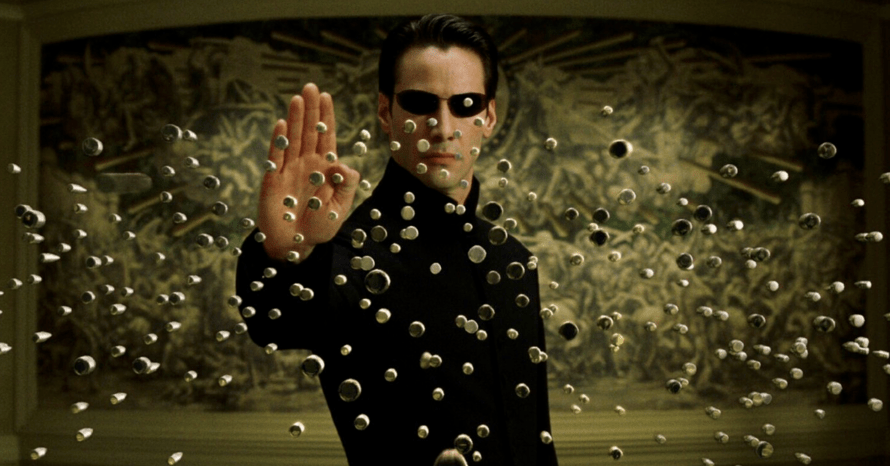 'The Matrix 4' Poster Shows Keanu Reeves Suited Up As Neo