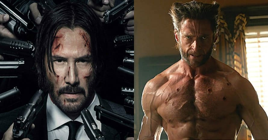 Keanu Reeves Replaces Hugh Jackman As Wolverine In Cool Fan Art
