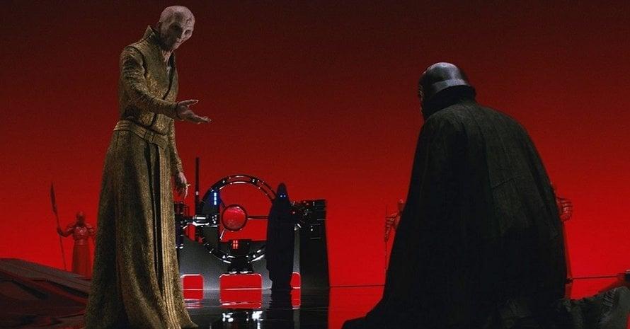 Kylo Ren Snoke Star Wars The Last Jedi J.J. Abrams The Rise of Skywalker Palpatine