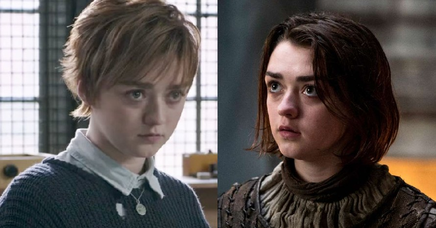 Maisie Williams The New Mutants Game Of Thrones