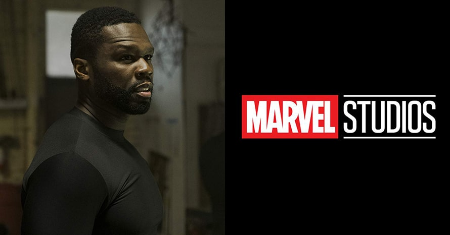 Marvel Studios 50 Cent