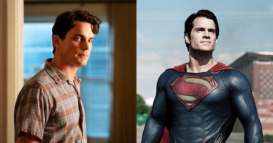 Matt Bomer Henry Cavill Superman