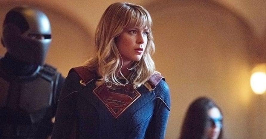 Melissa Benoist Supergirl Crisis on Infinite Earths Reign Agent Liberty